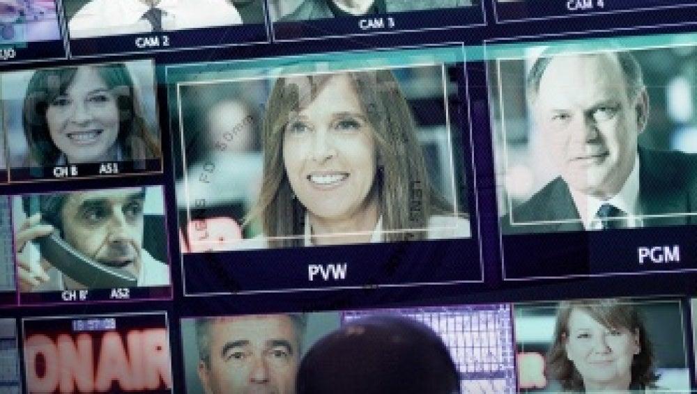 'Las caras de la noticia'