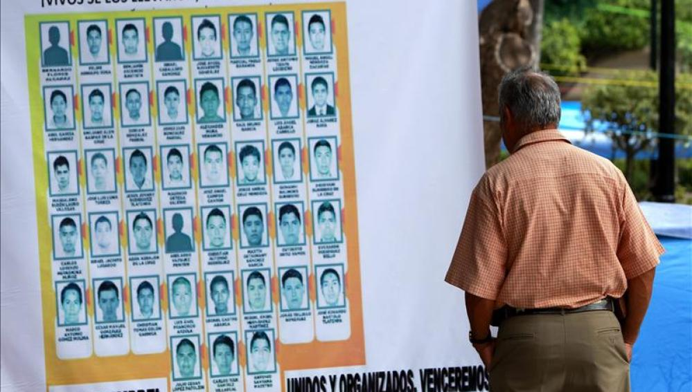 Detenidos el alcalde de Iguala y su esposa en un operativo policial en México