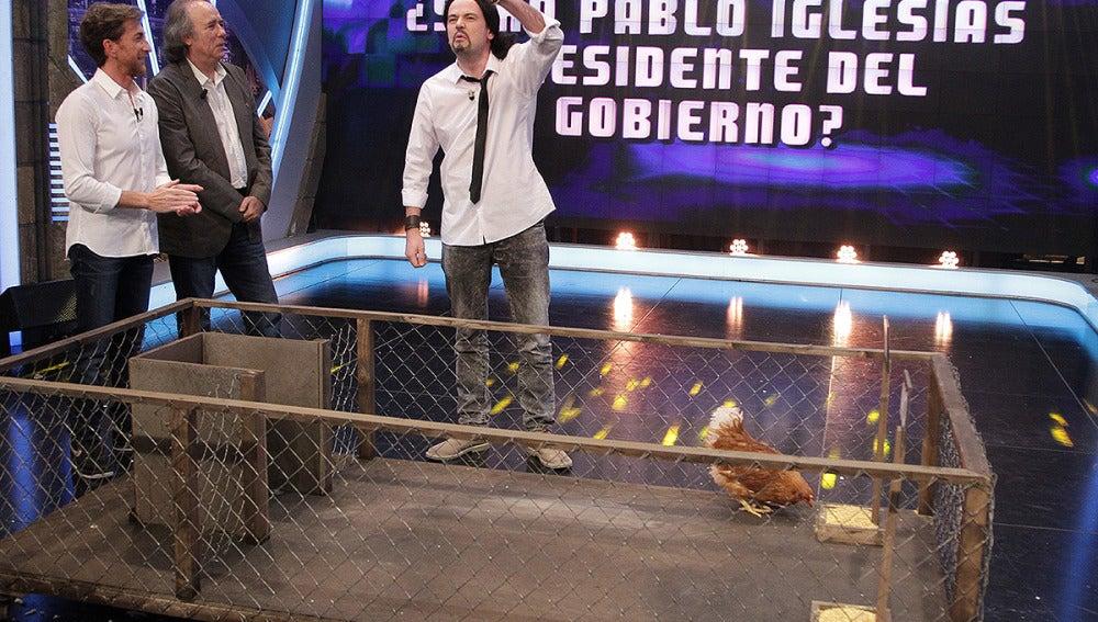 ¿Será Pablo Iglesias presidente del gobierno?