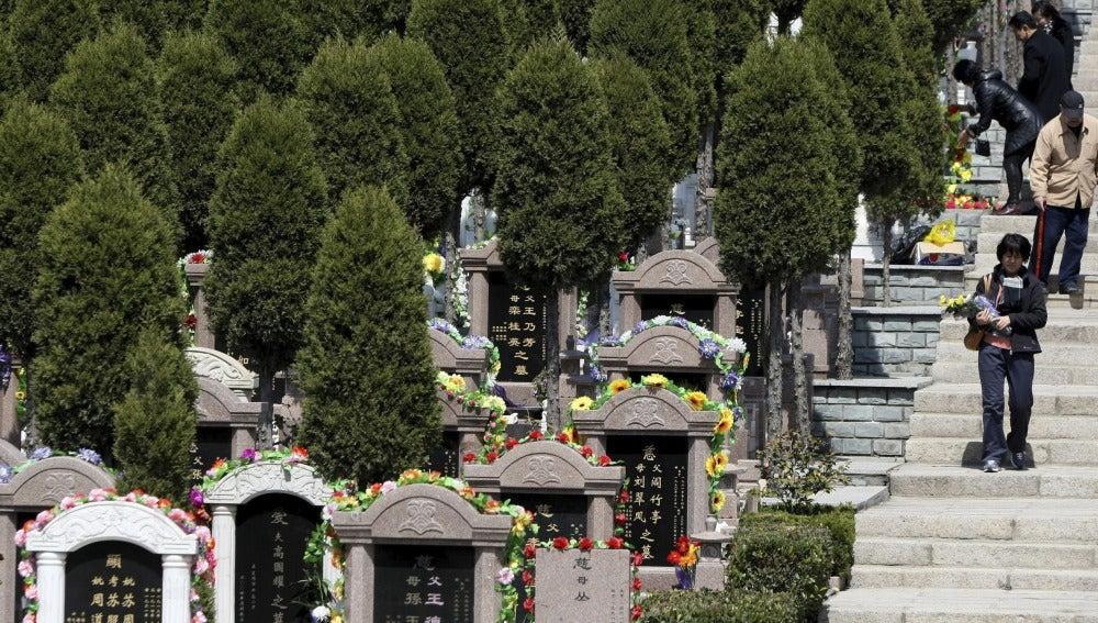 Funcionarios chinos roban cadáveres