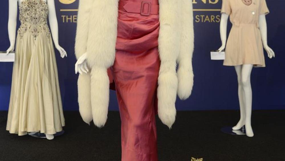 Vestido de Madonna utilizado en su vídeo 'Material Girl' en 1985