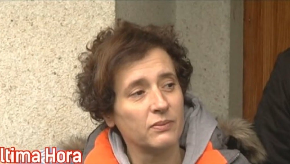 Teresa Romero, en Becerreá