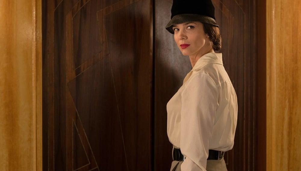 Juana Acosta es Sara Ortega en 'Velvet'