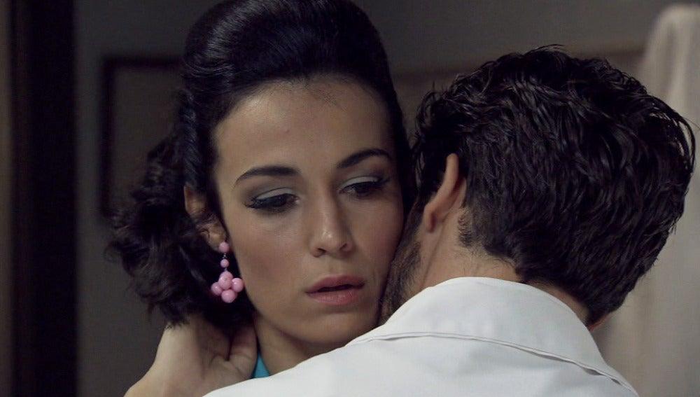 Jorge y Laura tienen un acercamiento