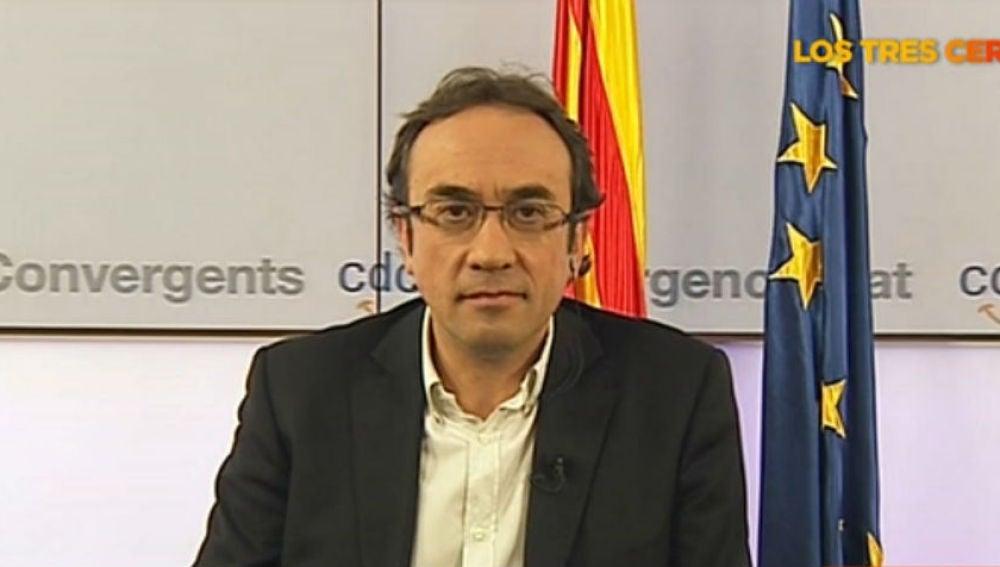 Josep Rull en Espejo Público