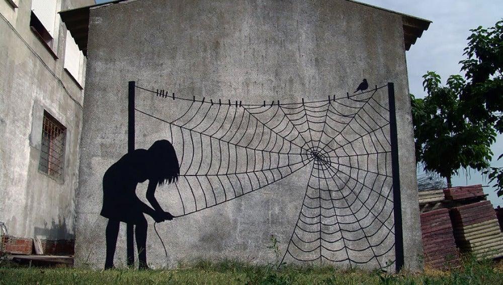Tejiendo la tela de araña (Salamanca)
