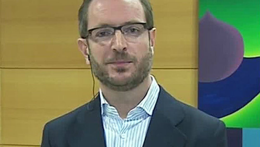 Javier Maroto, alcalde de Vitoria.