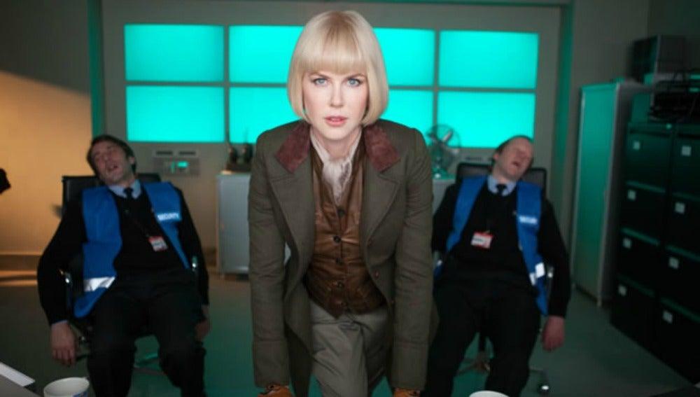 Nicole Kidman visita 'El Hormiguero Viajero'