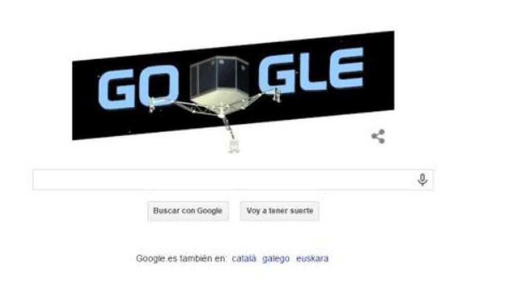 'Doodle' de Google.