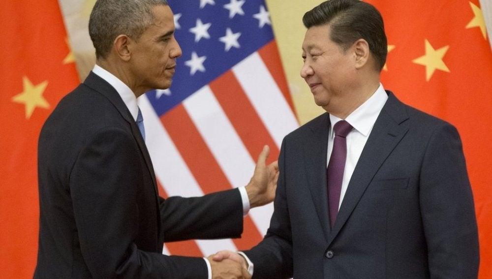 China y EEUU se unen para luchar contra el cambio climático