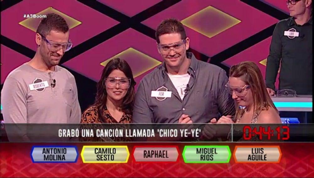 """El Chico """"Ye-Yé"""""""