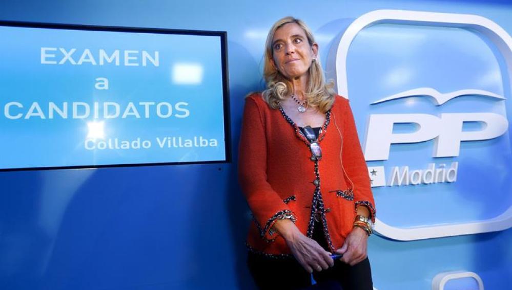 Mariola Vargas, nueva alcaldesa de Collado Villalba.