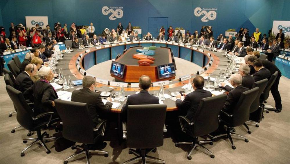 Cumbre del G-20 en Australia