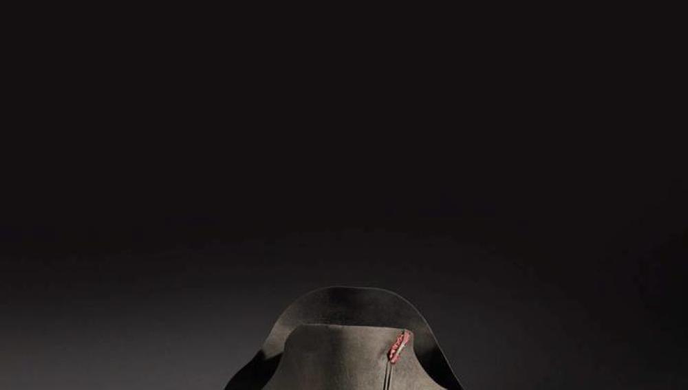 El sombrero de Napoleón, subastado por 1,89 millones