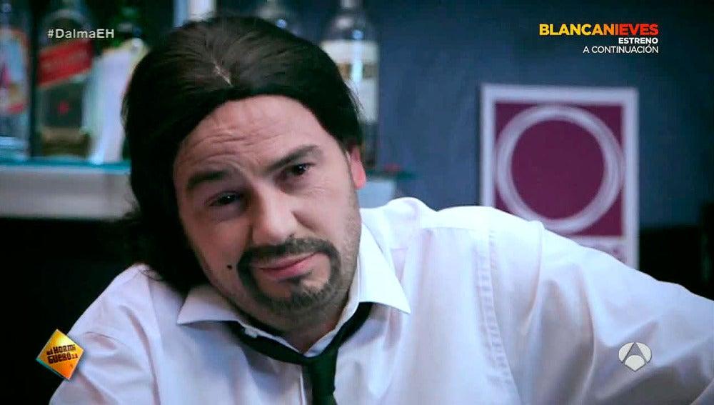 Jandro es Pablo Iglesias en El Hormiguero 3.0