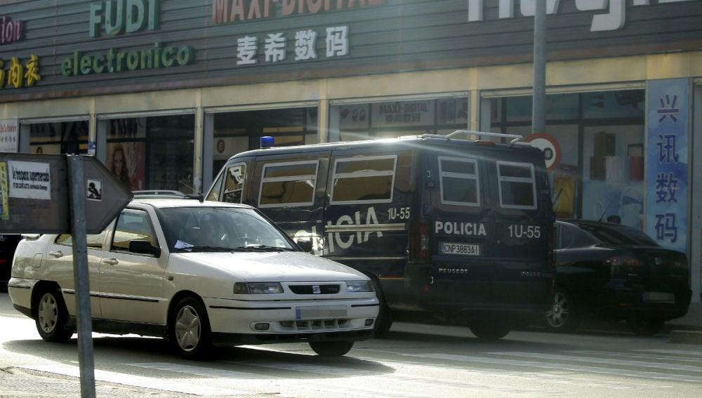 Macrooperación contra el crimen organizado