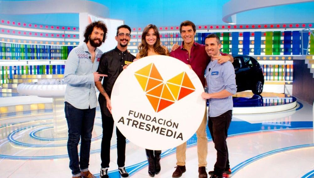 La Ruleta con la Fundación Atresmedia