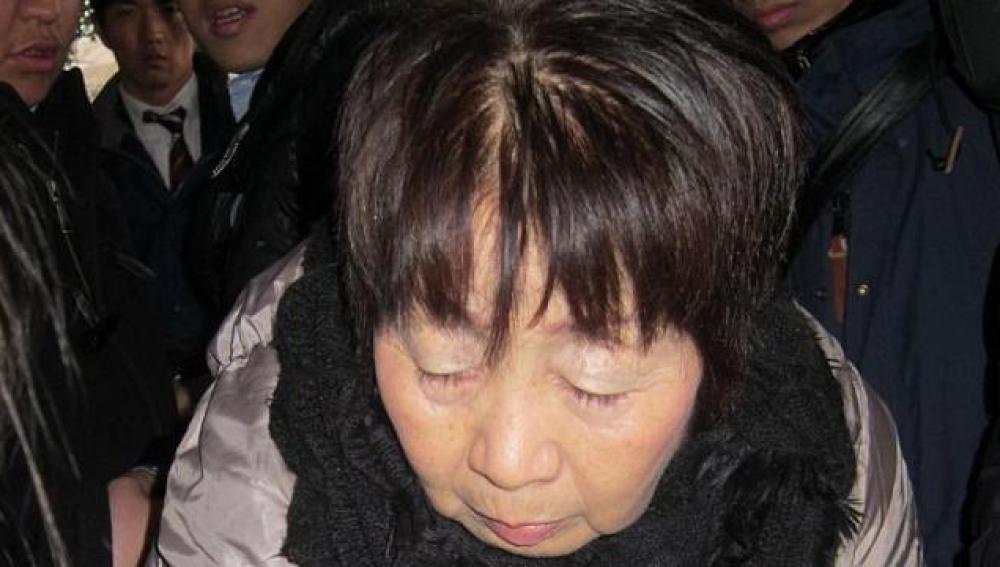 Chisako Kakehi, la supuesta 'viuda negra'