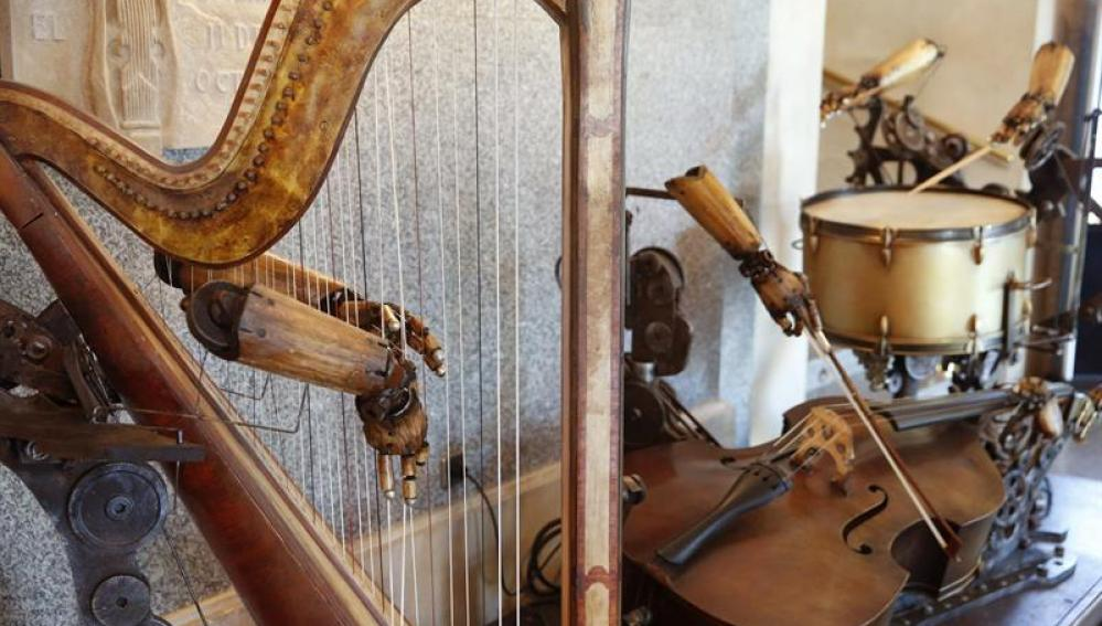 Instrumentos a subasta en el Teatro Real