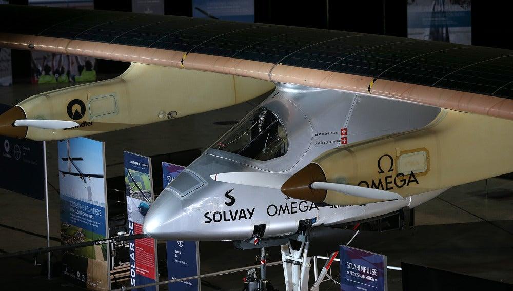 El avión Solar Impulse