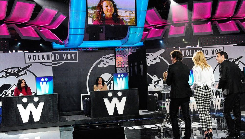 Emotiva sorpresa internacional a cuatro madres en Los Viernes al Show