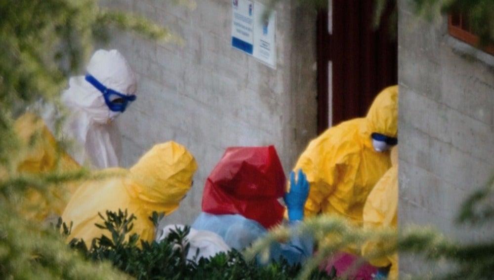 La cooperante repatriada desde Mali sigue sin mostrar síntomas de ébola