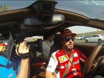"Un fin de semana con Fernando Alonso: ""Quiero que me acompañéis en el adiós a Ferrari"""