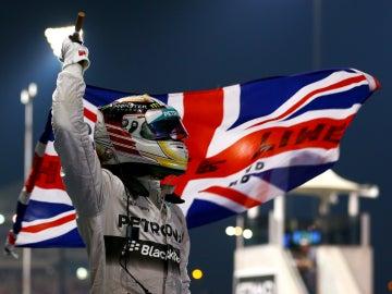 Hamilton conquista el Mundial F1 2014