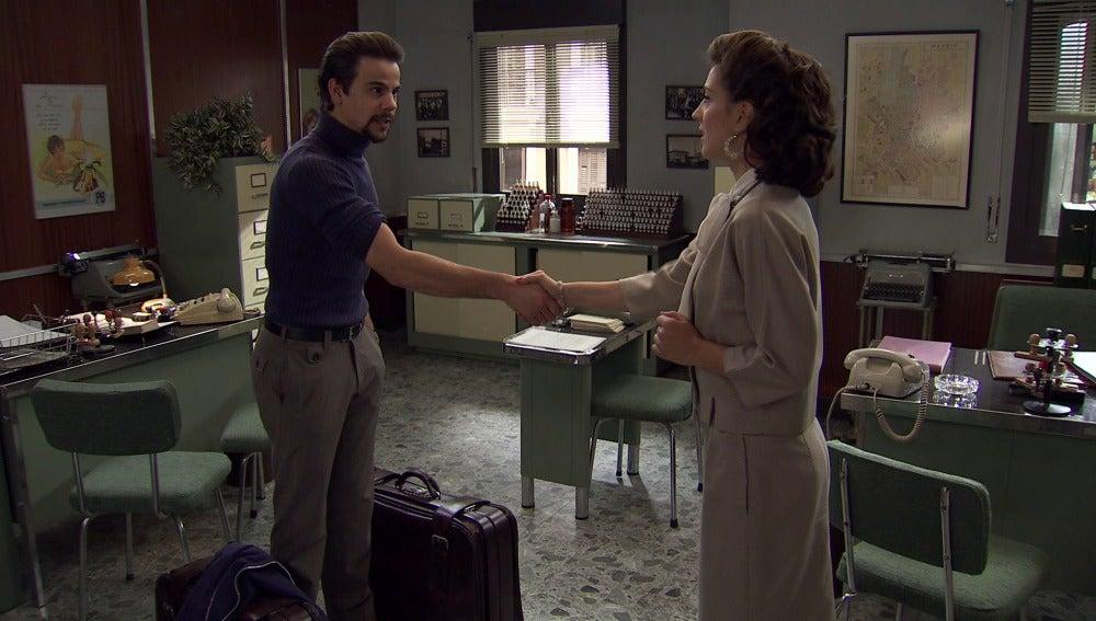 Ismael conoce a Cristina
