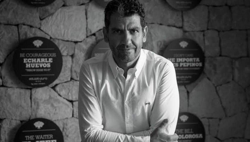 Paco Roncero, un 'runner' dos estrellas.