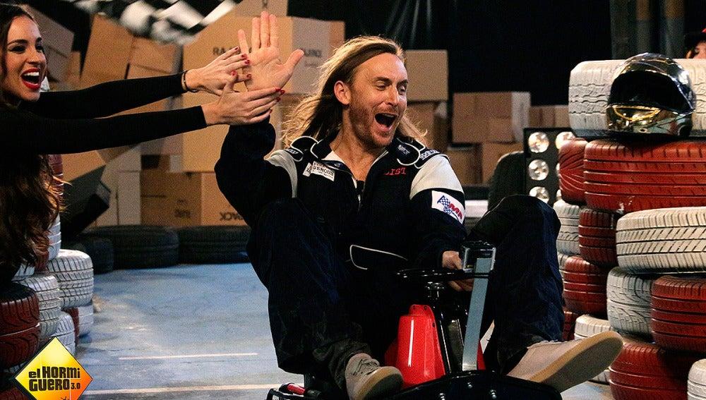 David Guetta en El Hormiguero 3.0