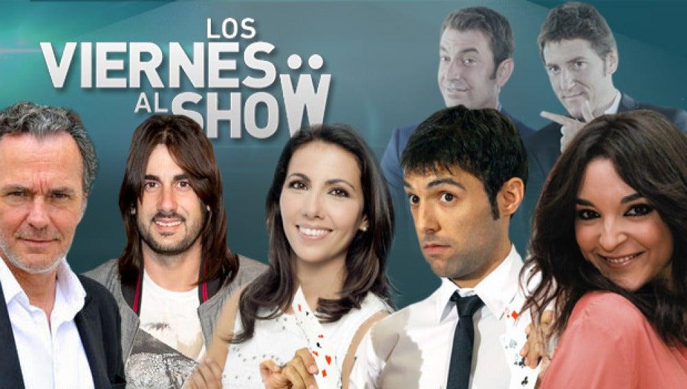 José Coronado, Ana Pastor, Melendi y el estreno de Leonor Lavado, invitados a 'Los viernes al show'