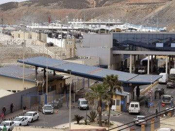 Frontera del Tarajal, Ceuta
