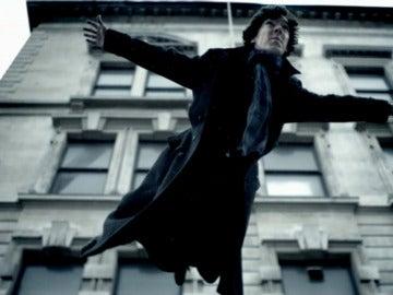 Así empieza la tercera temporada de Sherlock