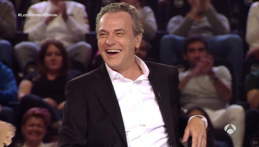 José Coronado en los viernes al show
