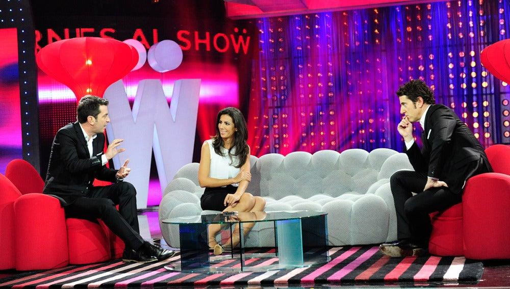 Ana Pastor en 'Los viernes al show'