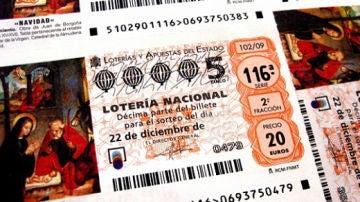Terminación más común de la lotería