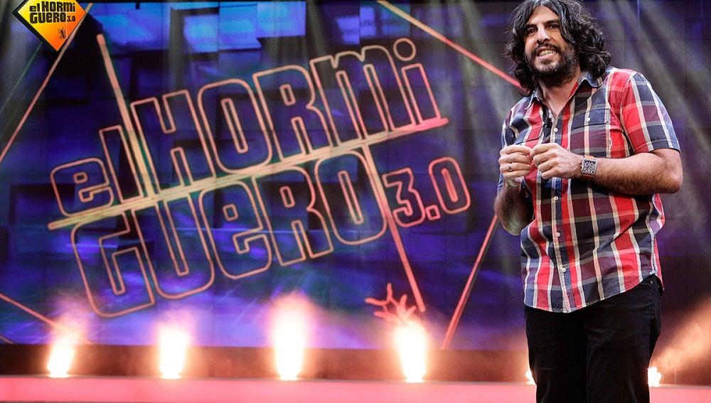 Vaquero en El Hormiguero 3.0