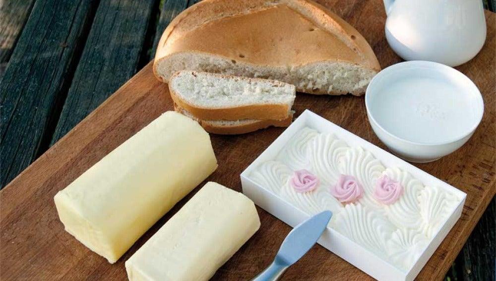 La inigualable mantequilla de Soria