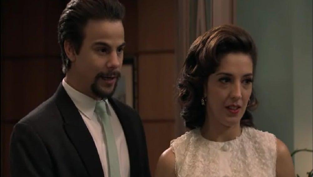 Ismael y Cristina