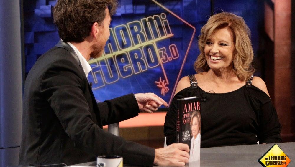 María Teresa Campos en El Hormiguero 3.0