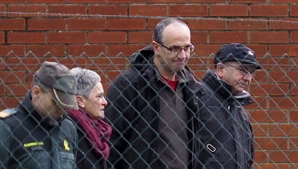 El etarra Alberto Plazaola Anduaga sale de prisión