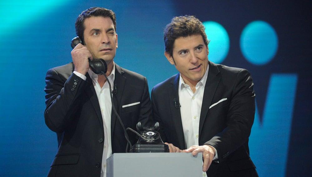 Arturo y Manel reviven a Encarna y la empanadilla de Móstoles
