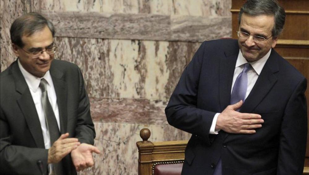 La troika regresará a Atenas