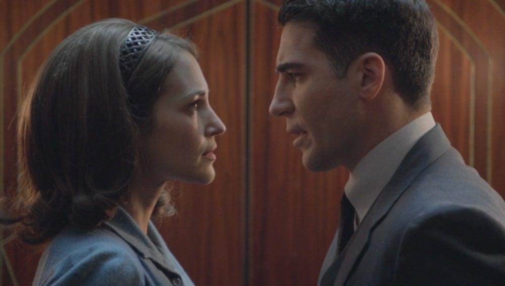 Alberto tiene con Ana la conversación que dejó pendiente en Nochebuena