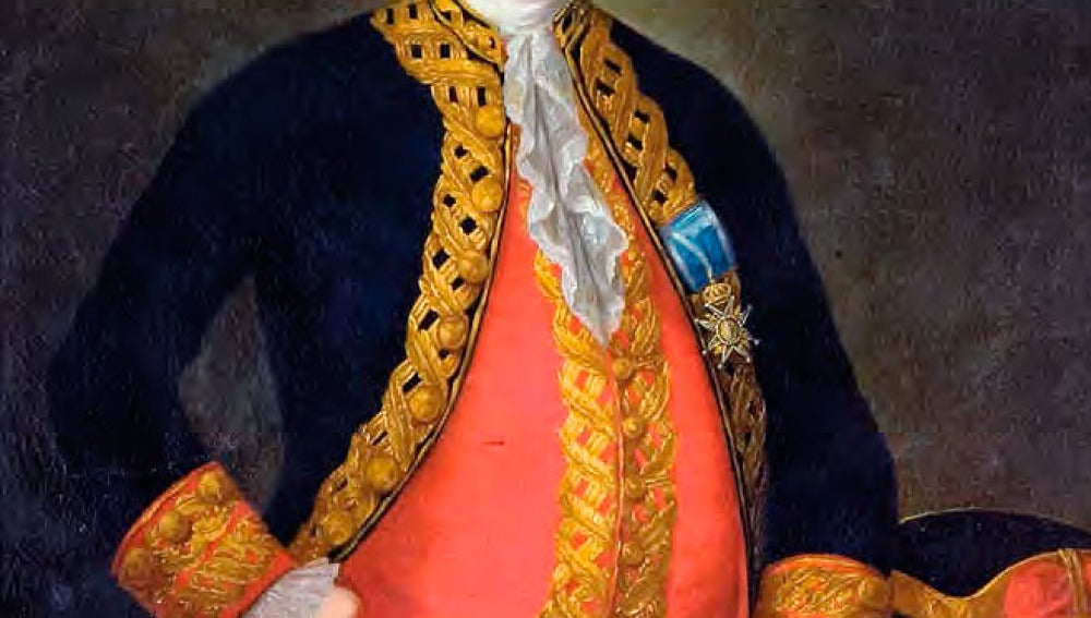 Bernardo de Gálvez, político y militar español