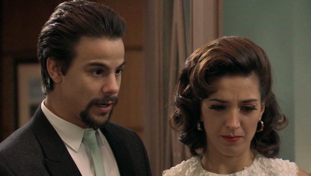 Ismael se enfrenta a su familia por Cristina