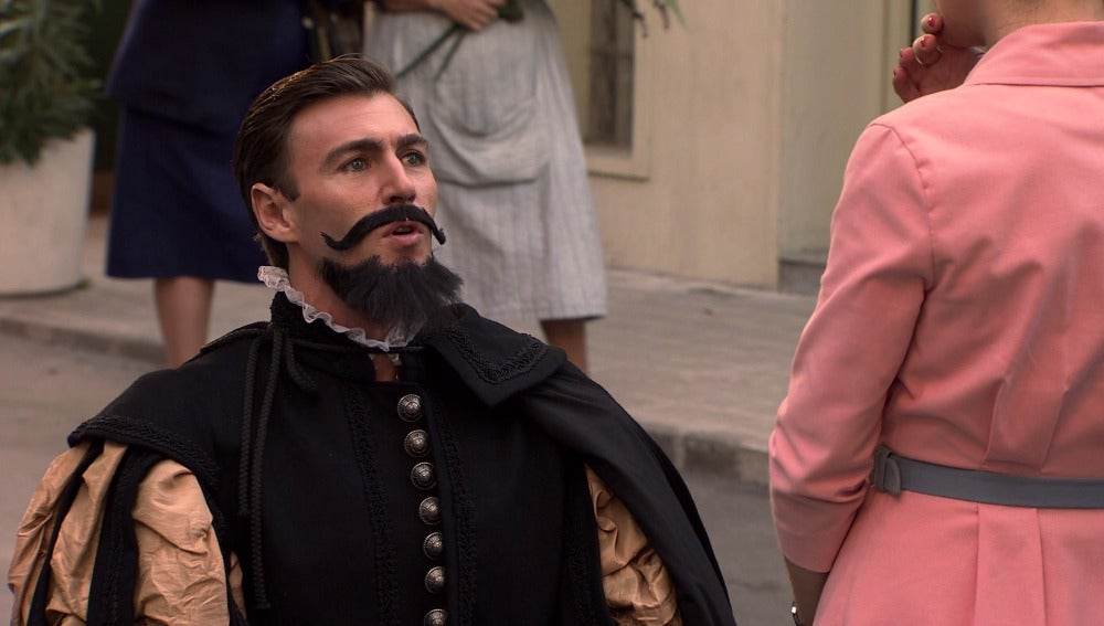 Juan le pide matrimonio a Clara