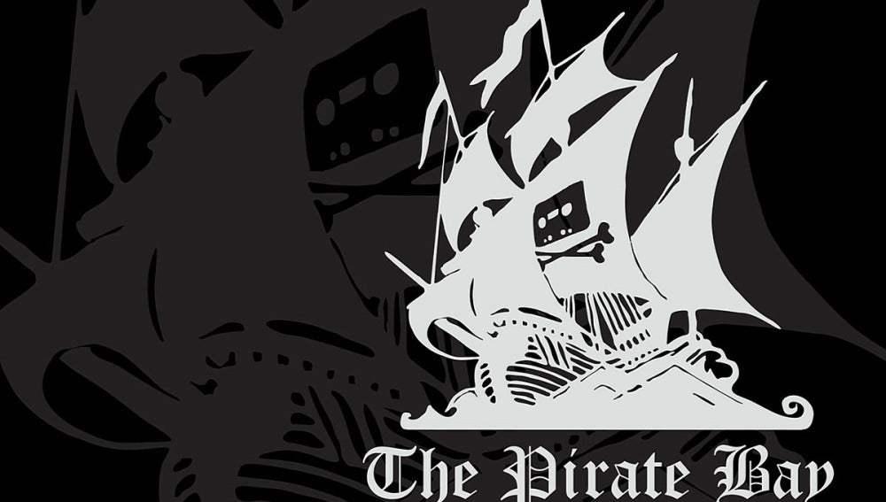 Logotipo del portal The Pirate Bay