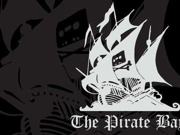 Logotipo del portal The Pirate Bay